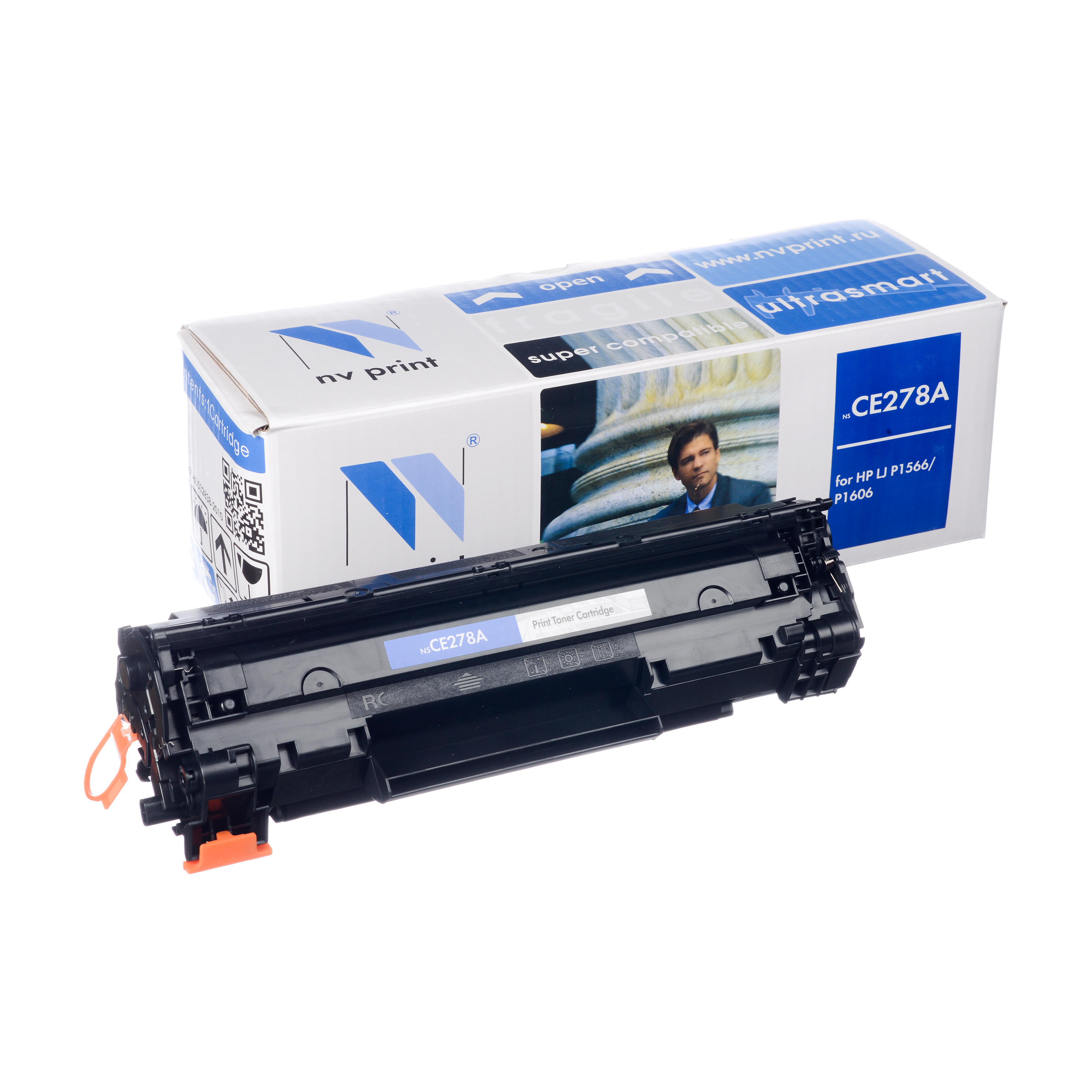 Картридж NV Print CE278A/Cartridge 728Картридж NV Print для HP LJ Р1566/Р1606W/M1536dnf MFP/Canon MF4580dn/4570dn/4550dn/4450/4430/4410Картридж NV Print для HP LJ Р1566/Р1606W/M1536dnf MFP/Canon MF4580dn/4570dn/4550dn/4450/4430/4410