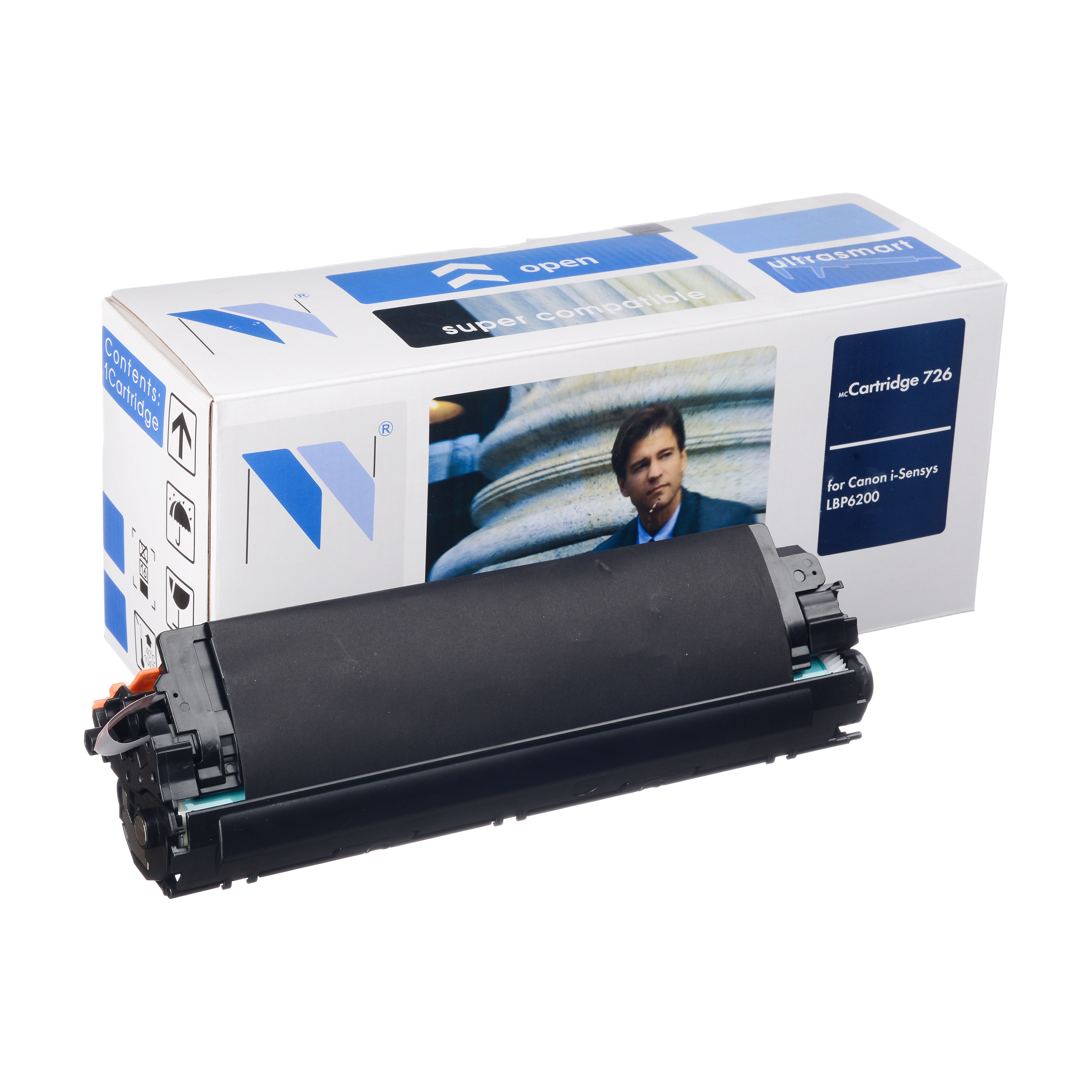 Картридж NV Print Cartridge 726Картридж NV Print для Canon LBP 6200dКартридж NV Print для Canon LBP 6200d
